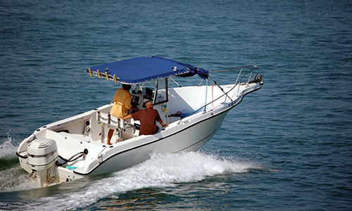 boat tops and covers