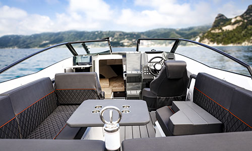 boat upholstery service